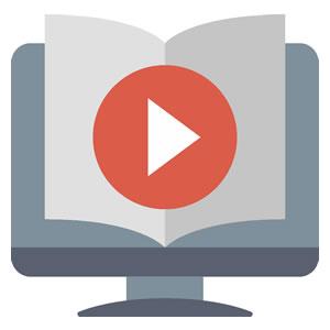 <em>Videos y Entrenamiento</em><br><b>Gestión</b>