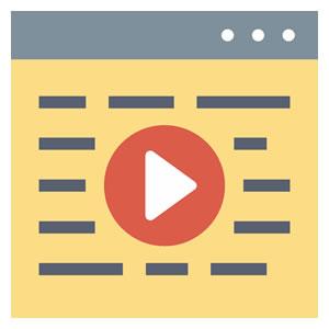 <em>Videos y Entrenamiento</em><br><b>Almacenamiento automatizado</b>